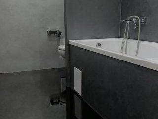 koupelna Cadoro šedá